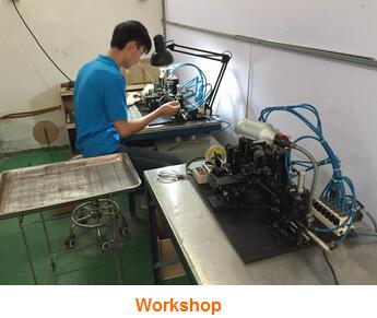 quartz infrared heating lamp workshop