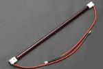 Ruby Carbon Fiber Infrared Heating Lamp